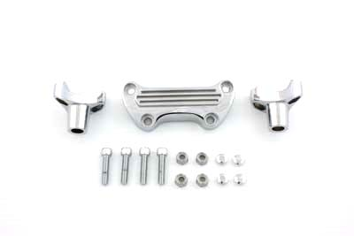 "V-Twin 25-2100 - 2"" Riser Set Chrome"