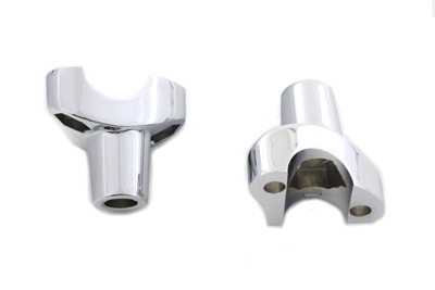 V-Twin 25-2101 - Riser Stem Set Chrome