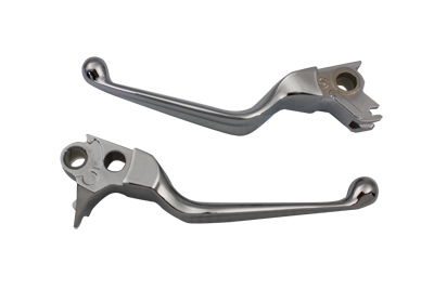 V-Twin 26-0590 - Hand Lever Set Chrome
