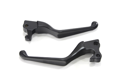 V-Twin 26-0983 - V-Cut Hand Lever Set Black