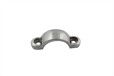 V-Twin 26-2151 - Lower Hand Lever Clamp Chrome