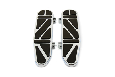 V-Twin 27-0012 - Long John Driver Footboard Set