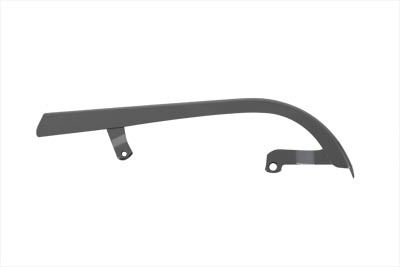 V-Twin 27-0534 - Chrome Rear Belt Guard Upper