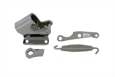 V-Twin 27-0550 - Kickstand Mount Kit Chrome