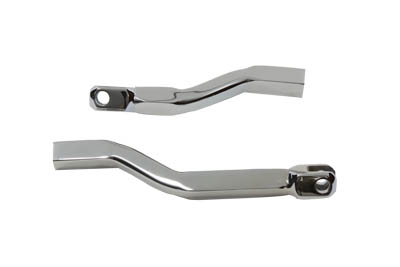 V-Twin 27-0635 - Footpeg Support Bar Set Chrome