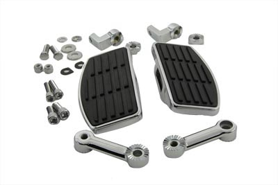 V-Twin 27-0669 - Mini Driver Adjustable Footboard Kit
