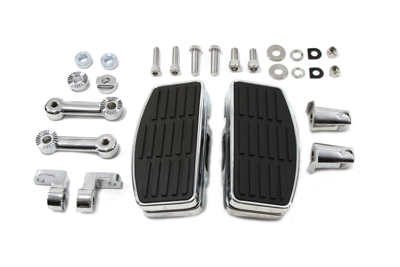 V-Twin 27-0741 - Mini Passenger Footboard Set