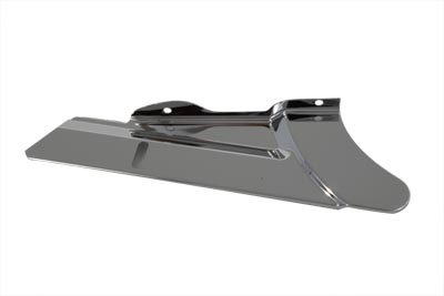 V-Twin 27-0941 - Chrome Rear Belt Guard Lower