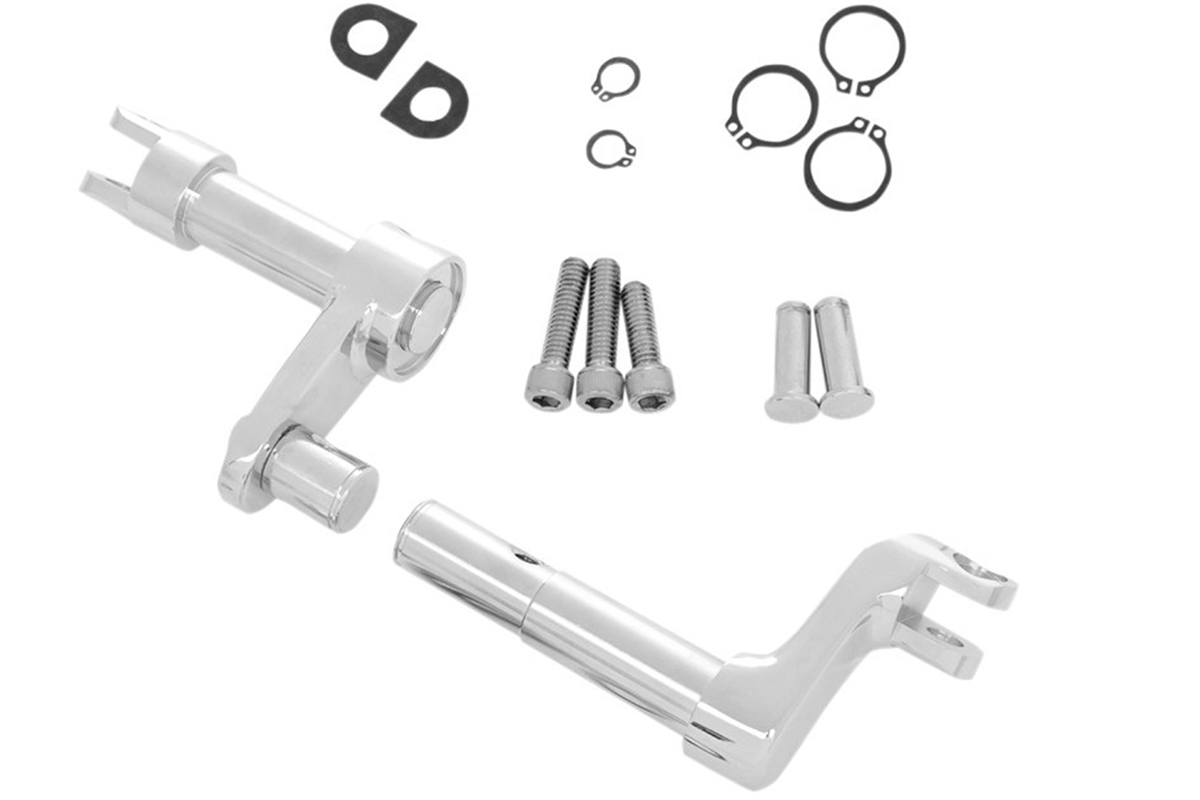 V-Twin 27-0999 - Footpeg Extension Set Chrome