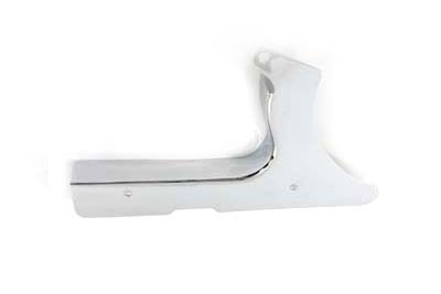 V-Twin 27-1704 - Chrome Rear Belt Guard Lower