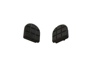V-Twin 27-1815 - Heel Rest Pad Replacement Set