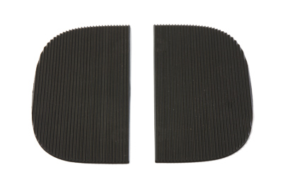 V-Twin 28-0420 - Passenger Footboard Mat Set