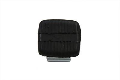 V-Twin 28-0548 - Brake Pedal Rubber with Stud