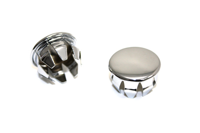 V-Twin 28-0618 - Replacement Chrome Hole Plugs