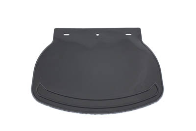 V-Twin 28-0701 - Mud Flap Rubber Black Plain