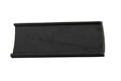 V-Twin 28-0715 - Black Rubber Tank Filler Strip