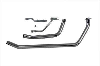 V-Twin 29-0085 - Exhaust Header Set Upsweep