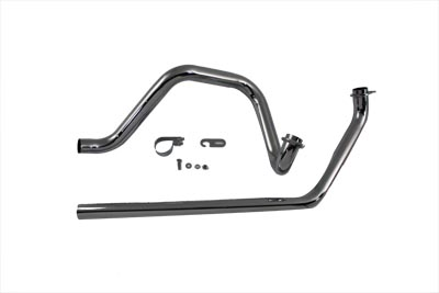 V-Twin 29-1165 - True Dual Exhaust System