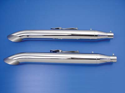 V-Twin 30-0190 - Turn Out Muffler Set