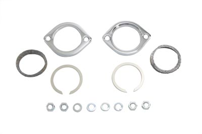 V-Twin 30-0205 - Exhaust Flange Kit