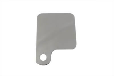 "V-Twin 31-0201 - Inspection Tag Holder 1/2"" Mount Stainless Stee"