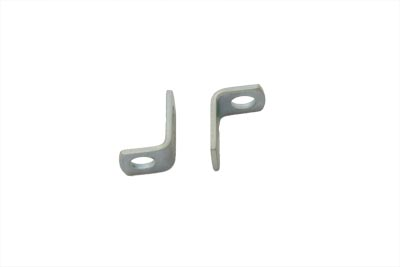 V-Twin 31-0404 - Rear Triple Tree Cover Mount Brackets