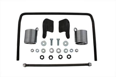 V-Twin 31-0427 - Auxiliary Seat Spring Bracket Kit