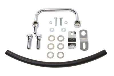 V-Twin 31-0431 - Air Cleaner Breather Manifold Kit