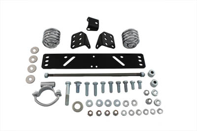 V-Twin 31-0580 - Police Type Solo Seat Mount Kit