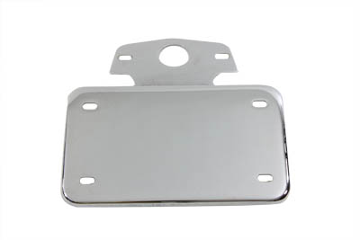 V-Twin 31-0632 - Tail Lamp License Plate Holder Horizontal