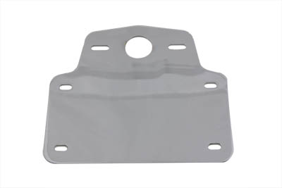 V-Twin 31-0637 - Tail Lamp License Plate Holder Horizontal