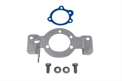 V-Twin 31-0686 - Chrome Carburetor Support Bracket