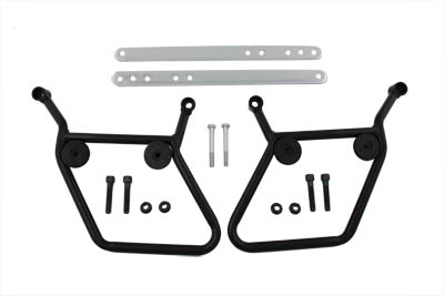 V-Twin 31-0801 - Bubble Saddlebag Hardware Mount Kit