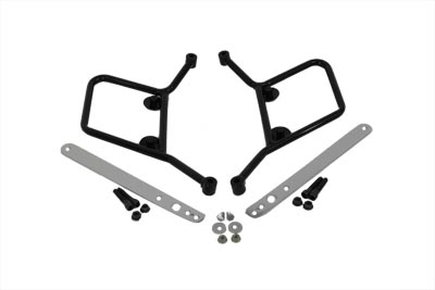 V-Twin 31-0802 - Bubble Saddlebag Hardware Mount Kit
