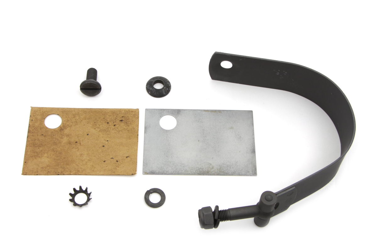 V-Twin 31-1323 - Parkerized Generator Mount Strap Kit