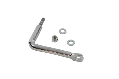 V-Twin 31-4002 - Chrome Oil Filter Canister Bracket