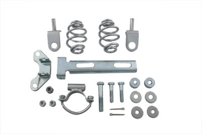 V-Twin 31-4010 - Solo Seat Coil Spring Mount Kit