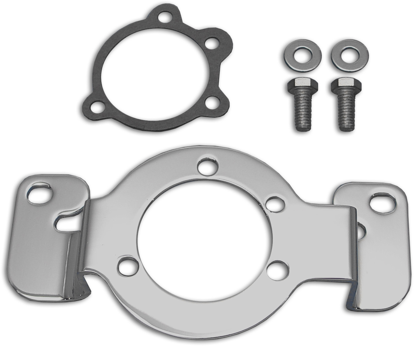 V-Twin 31-4041 - Air Cleaner Bracket Chrome