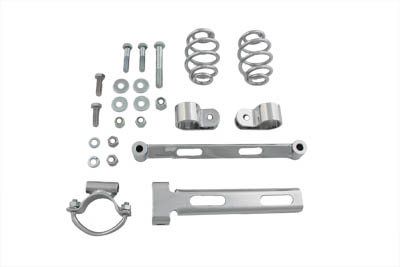 V-Twin 31-4043 - Rigid Solo Seat Spring Mount Kit