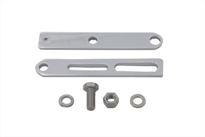 V-Twin 31-9918 - Chrome Air Cleaner Support Bracket