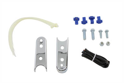 V-Twin 31-9986 - Turn Signal Relocation Kit