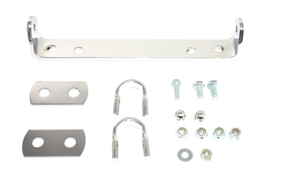 V-Twin 31-9988 - Zinc Crash Bar Adapter Bracket