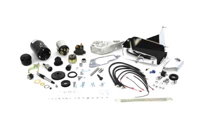 V-Twin 32-0003 - Hitachi Black Electric Starter Kit