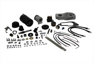 V-Twin 32-0006 - Hitachi Black Electric Starter Kit