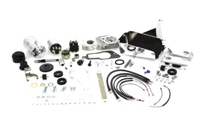 V-Twin 32-0011 - Hitachi Chrome Electric Starter Kit
