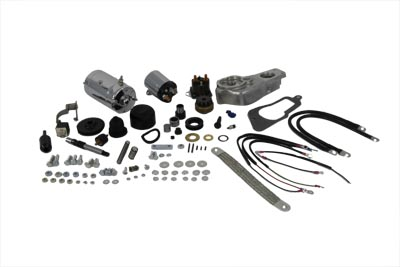 V-Twin 32-0012 - Hitachi Chrome Electric Starter Kit