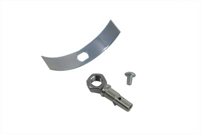 V-Twin 32-0046 - Distributor Adjuster Plate with Screw Zinc