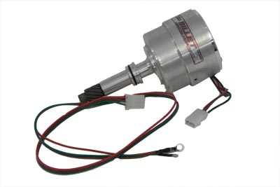 V-Twin 32-0174 - Mallory Electronic Dual Fire Distributor