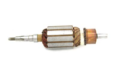 V-Twin 32-0226 - Generator 6 Volt 2-Brush Armature