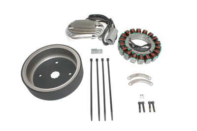 V-Twin 32-0373 - Alternator Charging System Kit 38 Amp